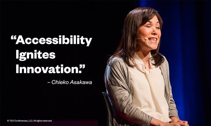 Chieko Asakawa